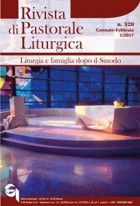 Rivista di Pastorale Liturgica - n. 320