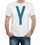 T-shirt Yeshua blu - taglia L - uomo