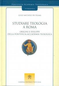 Copertina di 'Studiare teologia a Roma'