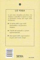 Immagine di 'Lo yoga'