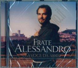 Copertina di 'La voce da Assisi'