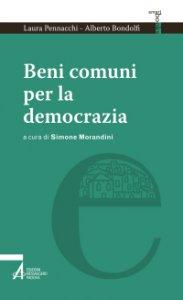 Copertina di 'Beni comuni per la democrazia'
