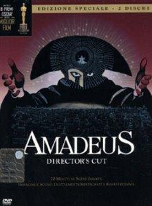 Copertina di 'Amadeus'