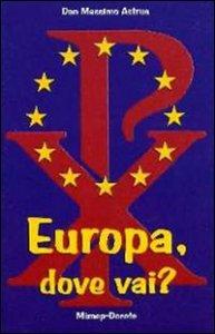 Copertina di 'Europa dove vai?'