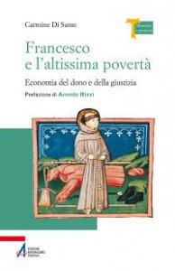 Copertina di 'Francesco e l'altissima povertà'