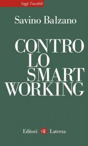 Copertina di 'Contro lo smart working'