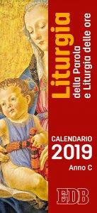 Copertina di 'Calendario 2019'