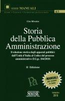 Storia della Pubblica Amministrazione - Ciro Silvestro