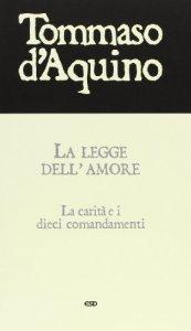 Copertina di 'La legge dell'amore'