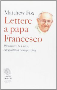Copertina di 'Lettere a papa Francesco'