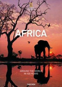 Copertina di 'Africa. Around the world in 125 years'