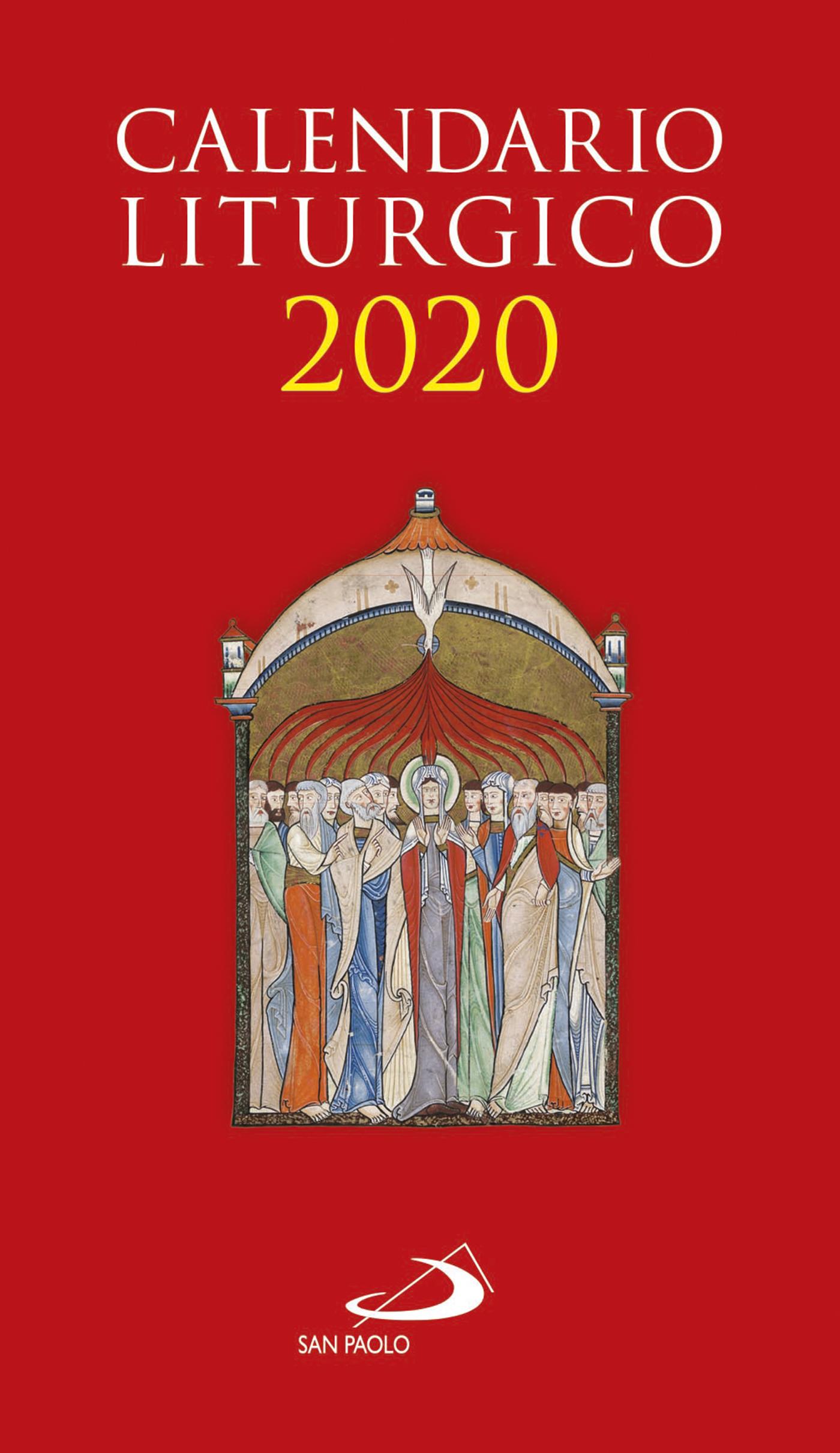 Calendario Di Frate Indovino 2020.Calendario Cattolico 2020