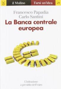 Copertina di 'La Banca centrale europea'