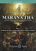 Marana Thà. Vol.2 - Benoit Faria