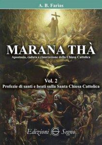 Copertina di 'Marana Thà. Vol.2'
