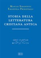 Storia della letteratura cristiana antica - Simonetti Manlio, Prinzivalli Emanuela