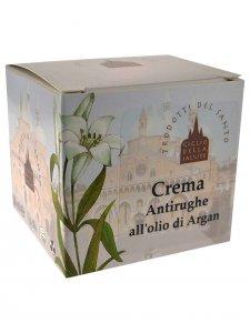 Copertina di 'Crema antirughe all'olio di argan 50 ml.'