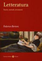 Letteratura - Bertoni Federico