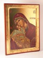 Icona Madonna con il bambino