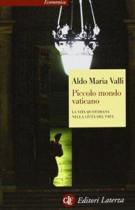 Copertina di 'Piccolo mondo vaticano'