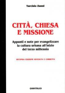 Copertina di 'Città, Chiesa e missione'