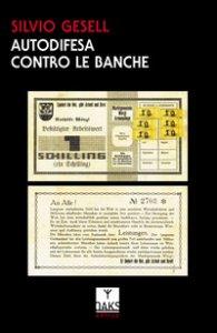 Copertina di 'Autodifesa contro le banche'