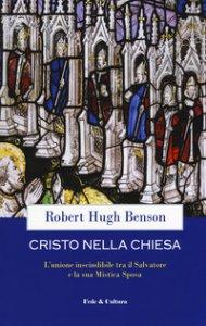 Copertina di 'Cristo nella Chiesa'