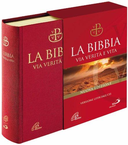 bibbia edizione lusso