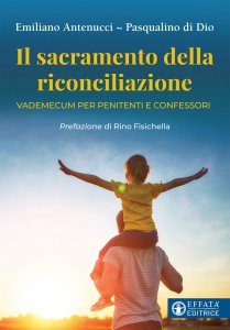 Copertina di 'Il sacramento della riconciliazione'