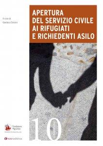 Copertina di 'Apertura del Servizio Civile ai rifugiati e richiedenti asilo'