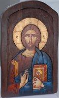 "Icona ""Gesù Maestro"" (cm 55,5 x 35)"