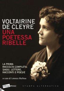 Copertina di 'Voltairine de Cleyre: una poetessa ribelle'
