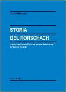 Copertina di 'Storia del Rorschach'