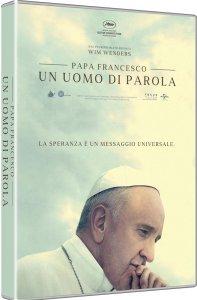 Copertina di 'Papa Francesco. Un uomo di parola (DVD)'