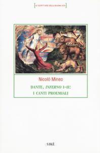 Copertina di 'Dante. Inferno I-II. I canti proemiali'