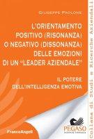 """L'orientamento positivo (risonanza) o negativo (dissonanza) delle emozioni di un """"leader aziendale"""" - Giuseppe Paolone"""