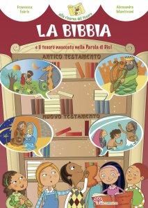 Copertina di 'La bibbia e il tesoro nascosto nella Parola di Dio'