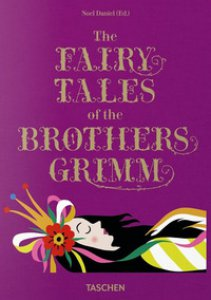 Copertina di 'The fairy tales of the brothers Grimm'