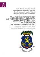 Analisi delle ricadute PET sul territorio della provincia di Frosinone e relativa individuazione del fabbisogno formativo. Nuove figure professionali nell'ambito della programmazione comunitaria 2014-2020