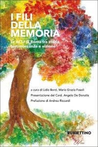Copertina di 'I fili della memoria'