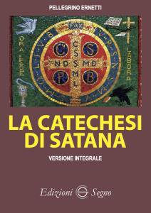 Copertina di 'La catechesi di Satana'