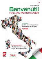 Benvenuti! Corso di Italiano per stranieri - Marcella Boccia