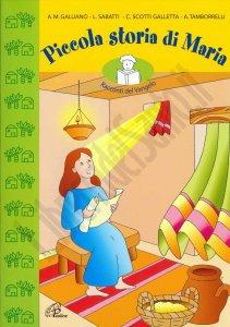 Copertina di 'Piccola storia di Maria'