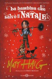 Copertina di 'La bambina che salvò il Natale'