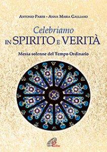 Copertina di 'Celebriamo in spirito e verità'
