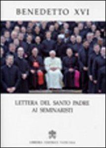 Copertina di 'Lettera del Santo Padre ai seminaristi'