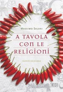Copertina di 'A tavola con le religioni'