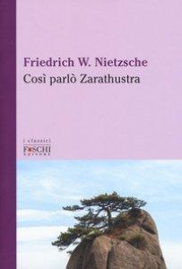 Copertina di 'Così parlò Zarathustra'