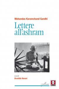 Copertina di 'Lettere all'ashram'