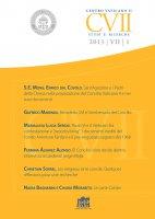 Verso una nuova fase della recezione del Vaticano II. A proposito degli interventi di Benedetto XVI nell'ottobre 2012 - Gilfredo Marengo